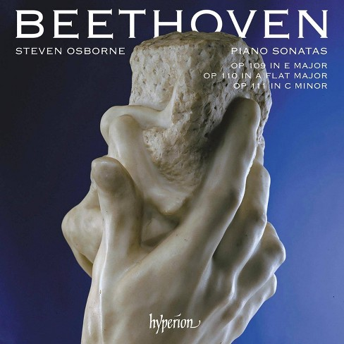 Steven Osborne - Beethoven: Piano Sonatas Opp. 109, 110 & 111 (CD) - image 1 of 1