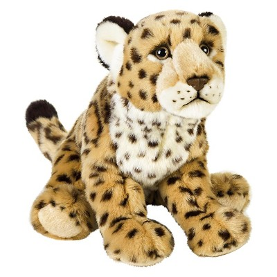 Lelly National Geographic Jaguar Kitten Plush Toy