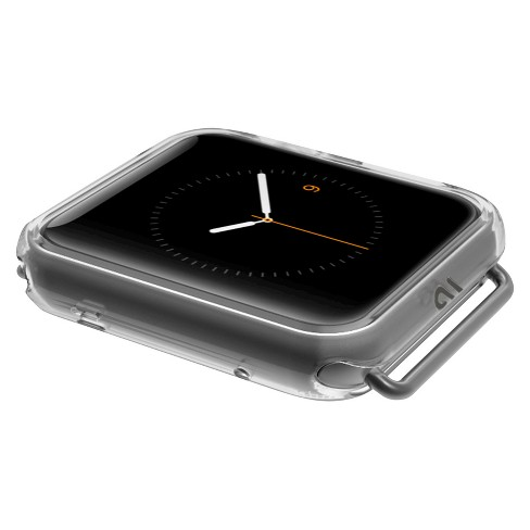 separation shoes 2679c 04a88 Case-Mate Naked Tough Smartwatch Bumper for Apple Watch