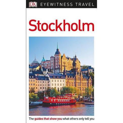 DK Eyewitness Stockholm - (Travel Guide) (Paperback) - image 1 of 1