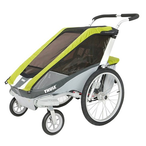 Thule Chariot Cougar 1 Multi-Sport Child Carrier with Strolling Kit - image 1 of 5