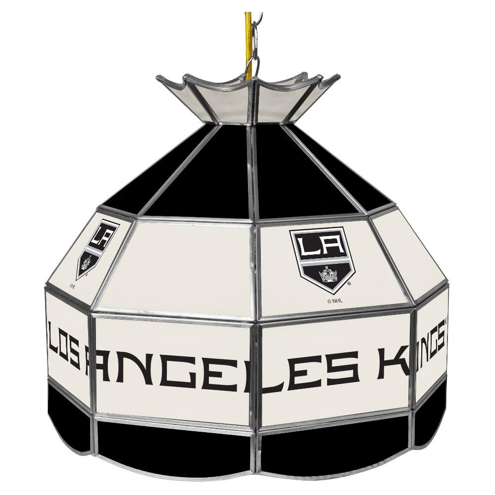 NHL Los Angeles Kings 16 Handmade Tiffany Style Lamp