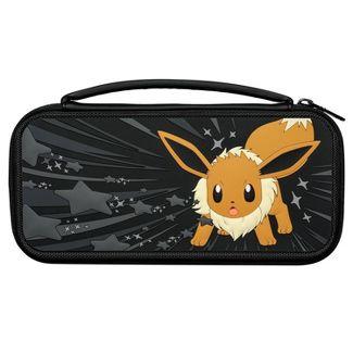 Nintendo Switch Pokemon Eevee Battle Deluxe Travel Case - Eevee Tonal