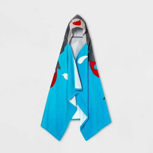 Hooded Beach Towel - Sun Squad™ - image 1 of 3