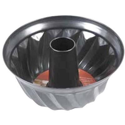 Home Basics Non-Stick Fluted Cake Pan