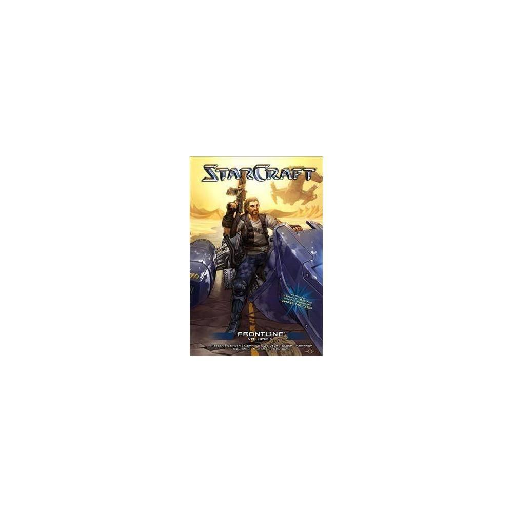 Starcraft 4 : Frontline - (Paperback)
