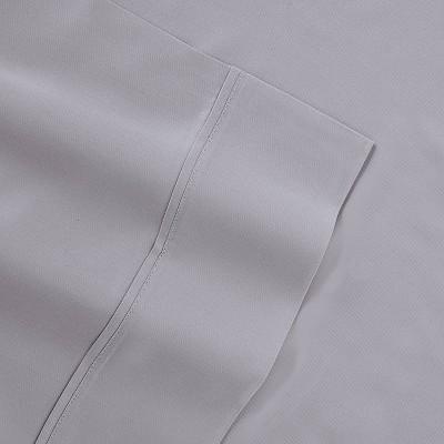 Tempur-Pedic Queen 400 Thread Count Cool Luxury Sheet Set Gray