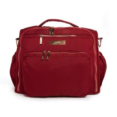 JuJuBe BFF Diaper Bag Tibetan Red