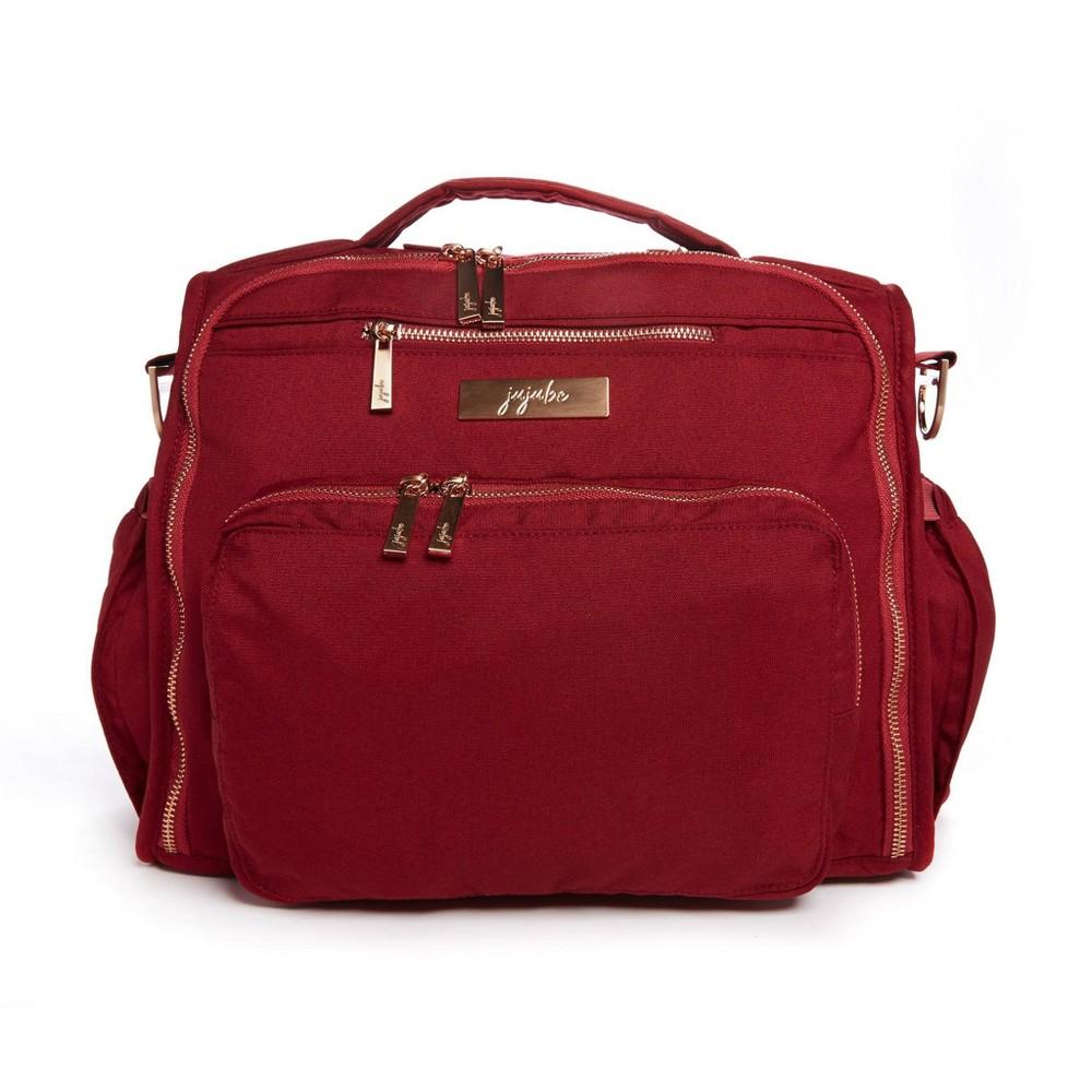 Image of Ju-Ju-Be BFF Diaper Bag Tibetan Red