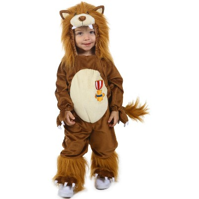 The Wizard of Oz Cowardly Lion Cuddly Infant/Toddler Costume