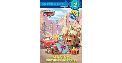 Mater's Birthday Surprise (Paperback) by Melissa Lagonegro - image 1 of 1