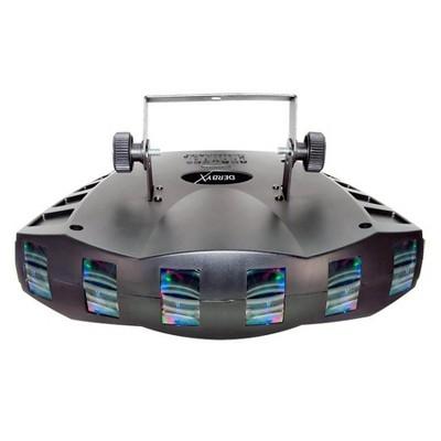 Chauvet DJ Derby X DMX-512 Multi-Colored LED RGB Strobe DJ Lighting Effect