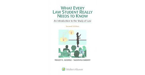 What Every Law Student Really Needs to Know : An Introduction to the Study of Law (Study Guide) - image 1 of 1