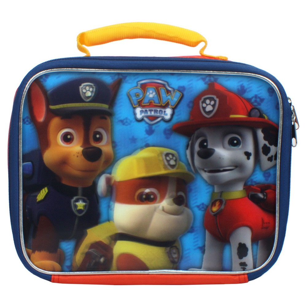 Nickelodeon 7.5 Paw Patrol Lunch - Red