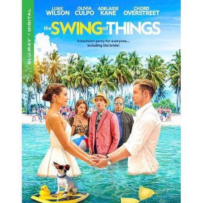 The Swing of Things (Blu-ray + Digital)