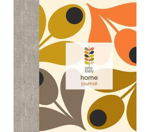 Orla Kiely : Home Journal (Paperback) - image 1 of 1