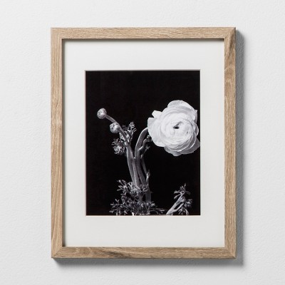 Single Picture Frame Alabaster Oak Light Beige 8  x 10  - Made By Design™