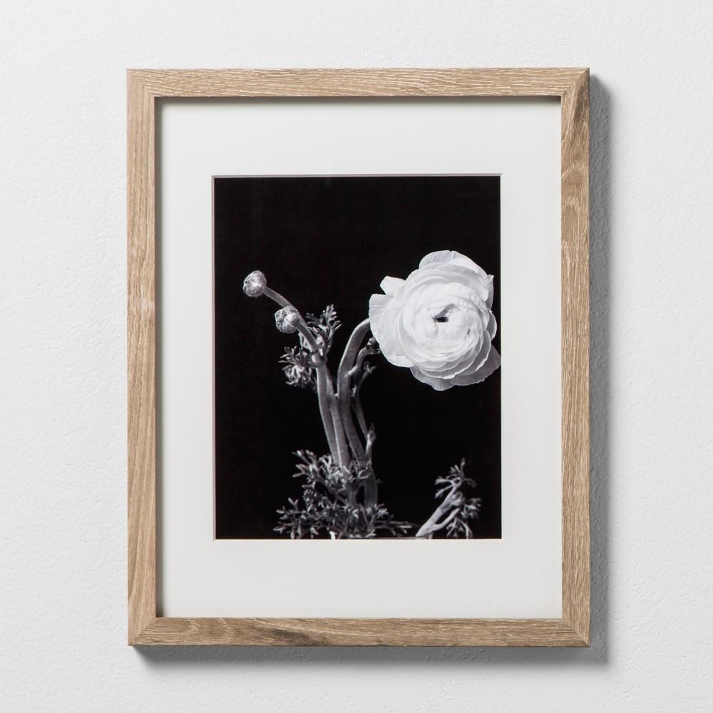 Single Image Frame Alabaster Oak Light Beige 8