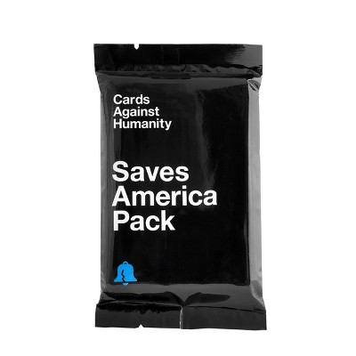 Cards Against Humanity Saves America Pack Card Game
