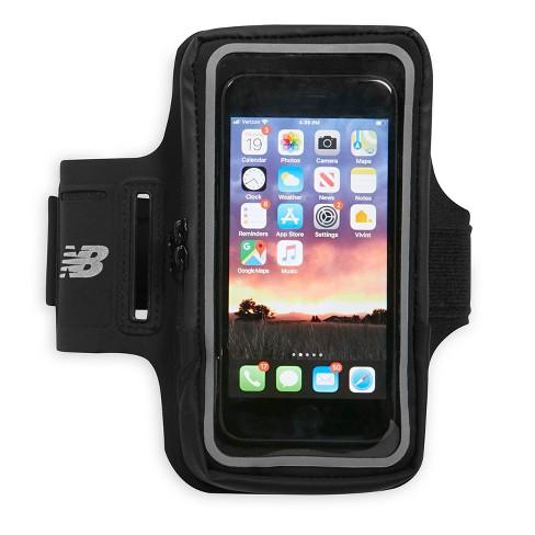 New Balance Smartphone Armband - Black - image 1 of 4