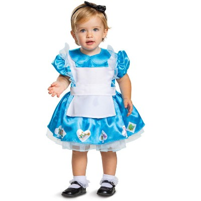 Alice in Wonderland Alice in Wonderland Infant Costume