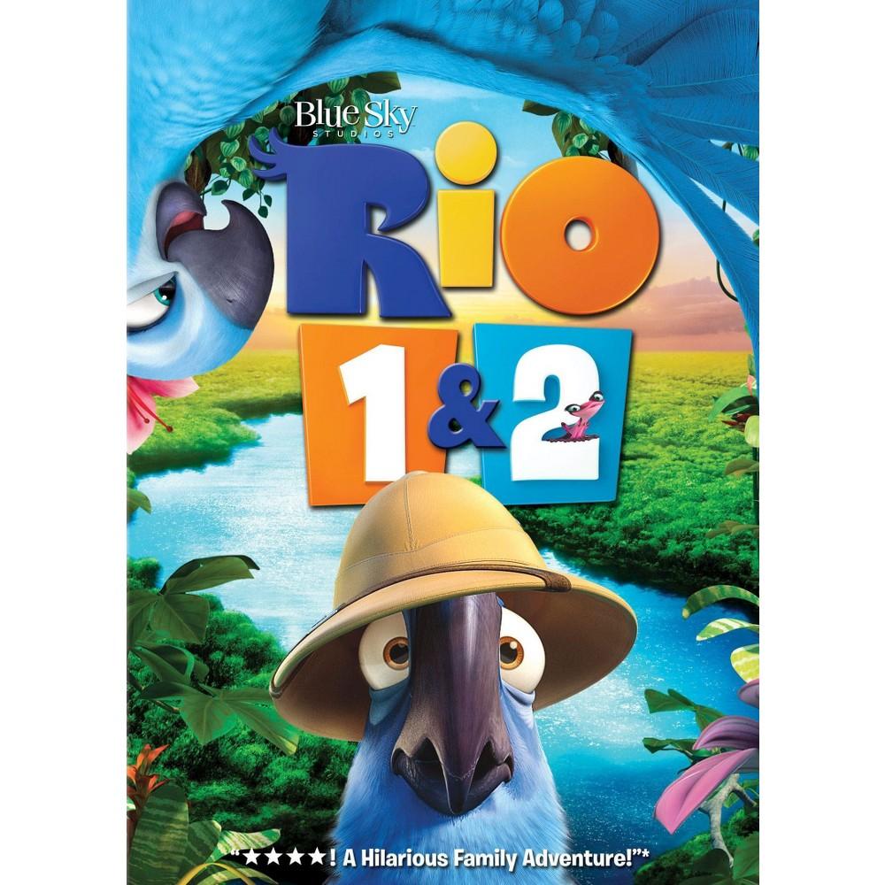 Rio/Rio 2 (Dvd), Movies