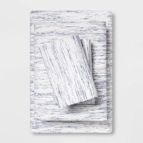 Printed Jersey Sheet Set - Room Essentials™ - image 1 of 2