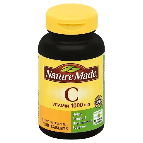Nature Made Vitamin C Dietary Supplement Tablets Target