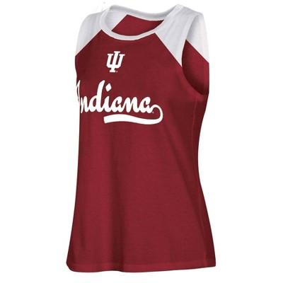 NCAA Indiana Hoosiers Women's Tank Top