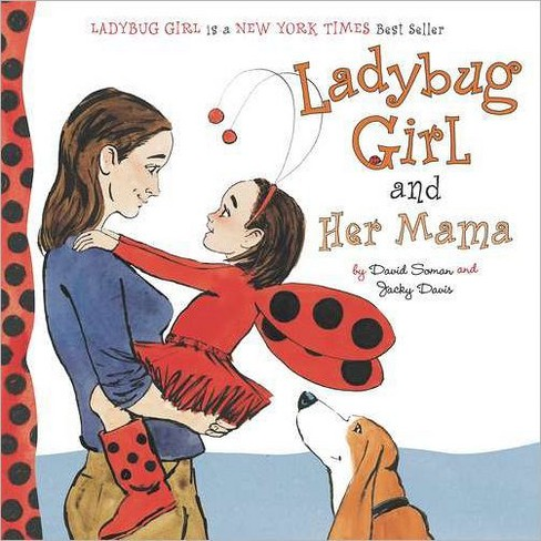 Ladybug Girl and Her Mama (Board) by David Soman - image 1 of 1