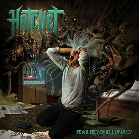 Hatchet - Fear beyond lunacy (CD) - image 1 of 1