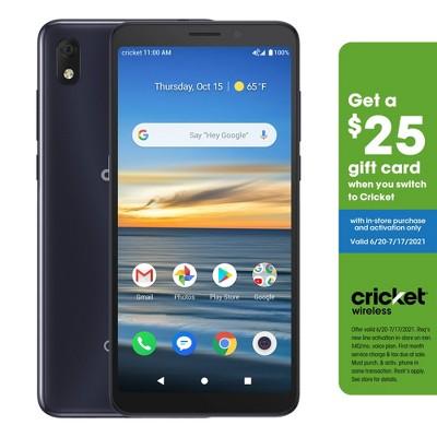 Cricket Prepaid Alcatel Lumos (32GB) - Gray