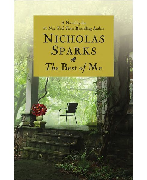 The Best of Me (Hardcover) (Nicholas Sparks) - image 1 of 1