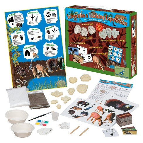 The Young Scientist Club Science on a Tracking Expedition Kit - image 1 of 1