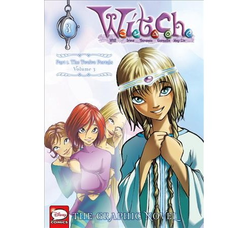 W.I.T.C.H 3 : The Twelve Portals (Paperback) - image 1 of 1