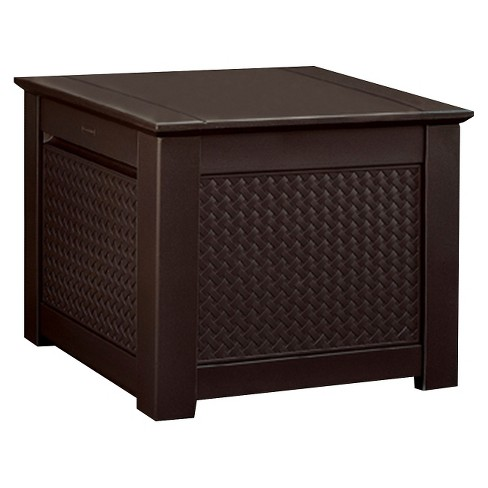 Rubbermaid® Patio Chic™ Storage Cube Deck Box - image 1 of 3