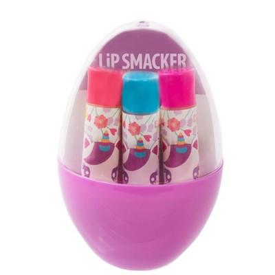 Lip Smacker Best Flavor Forever Unicorn Egg Lip Makeup Trio - 1oz