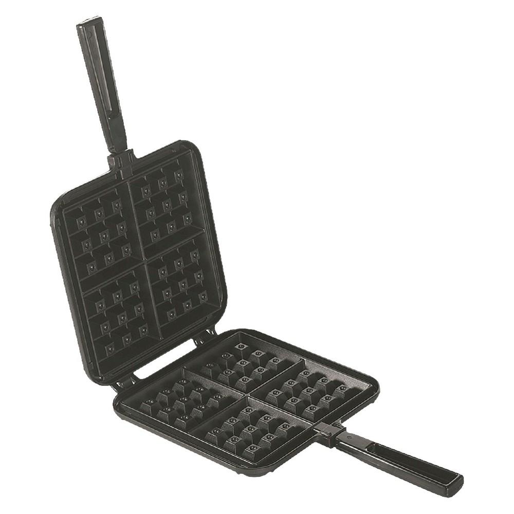 Image of Nordic Ware Belgian Waffle Maker - Black