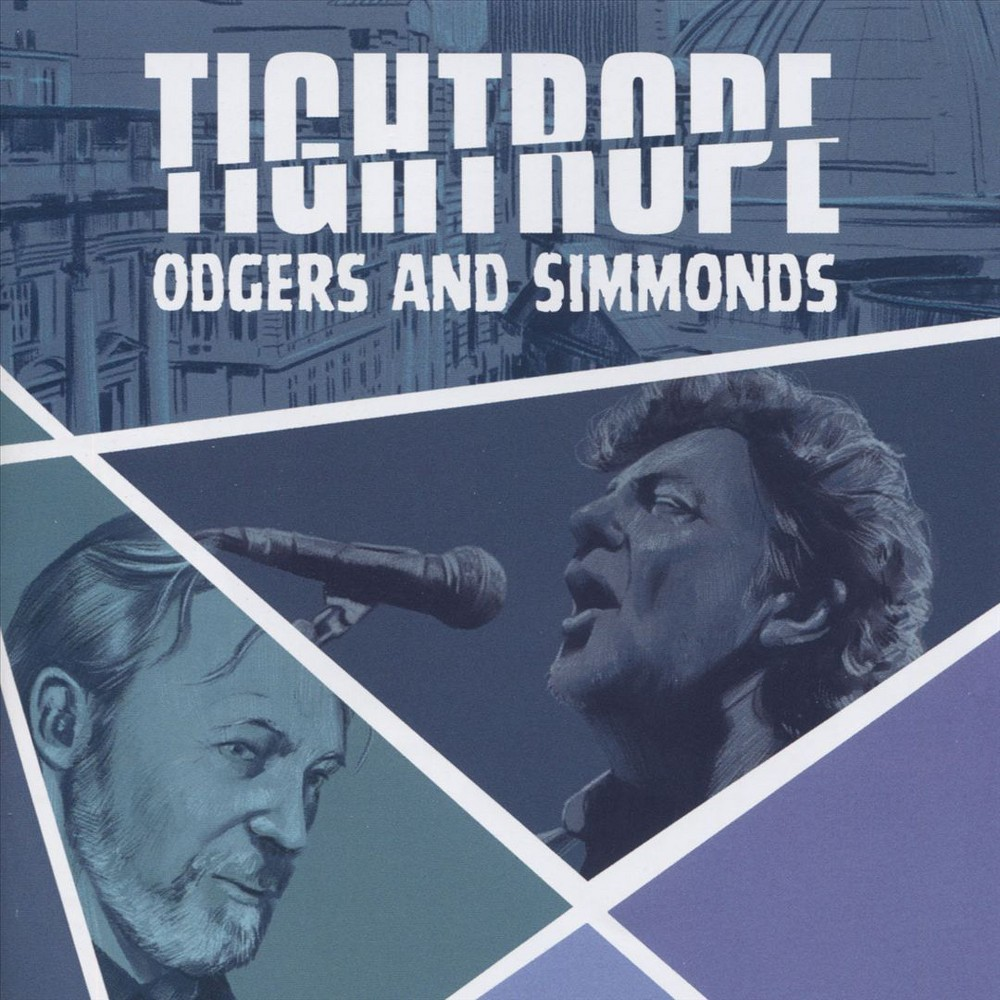 Odgers & Simmonds - Tightrope (CD)