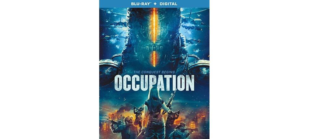 Upc 031398291855 Occupation Region A Blu Ray