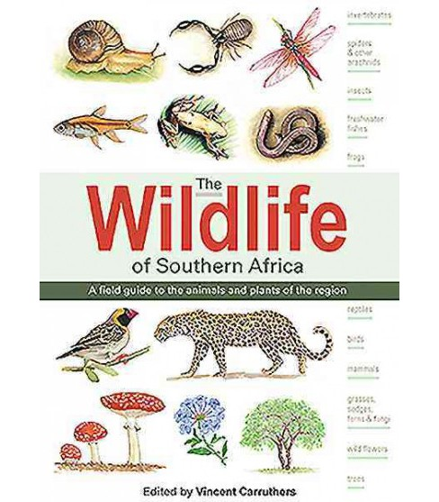 Wildlife of Southern Africa : A Field Guide to the Animals and Plants of the Region (Paperback) - image 1 of 1
