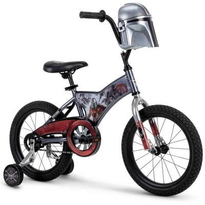 "Huffy Star Wars Mandalorian 16"" Kids' Bike - Gray"