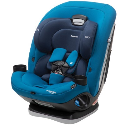 Maxi-Cosi Magellan All-in-One Convertible Car Seat with 5 modes, Blue Opal