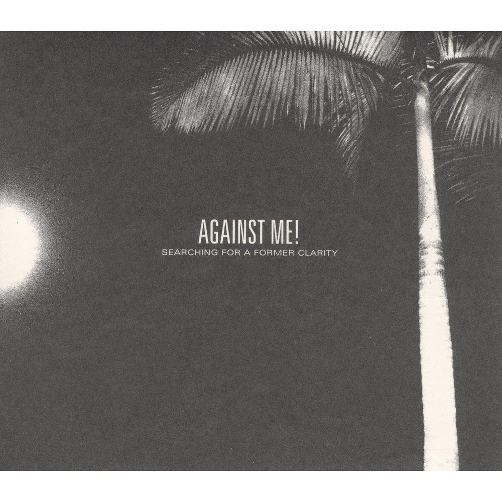 Against Me - Searching For A Former Clarity (CD)