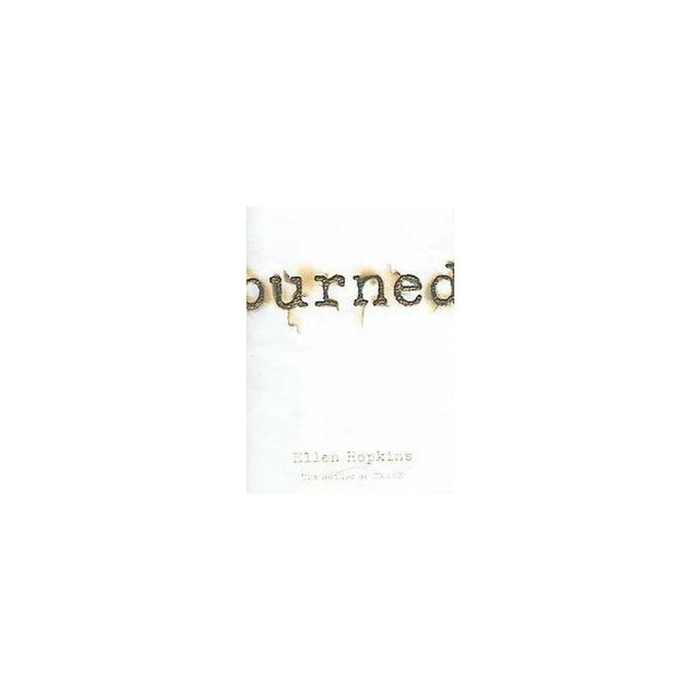 Burned (Hardcover) (Ellen Hopkins & Sammy Yuen)