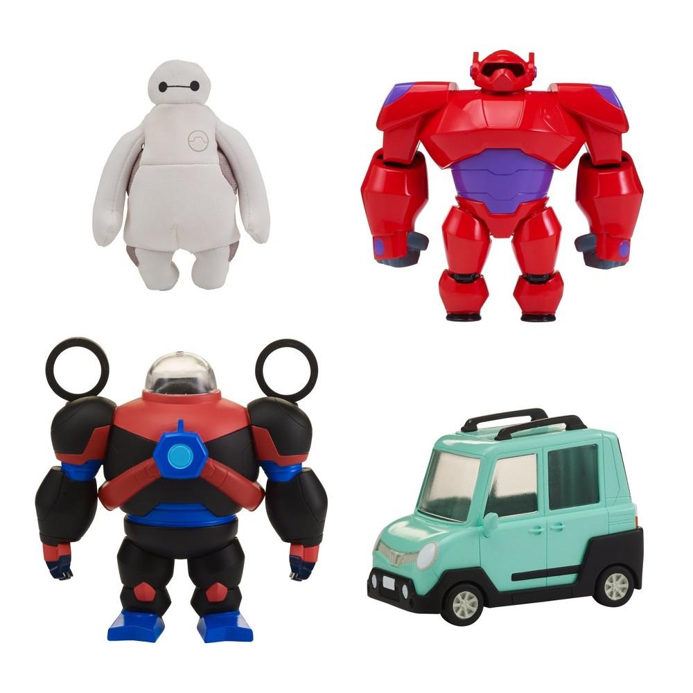 Big Hero 6 Toy Vehicle Playsets