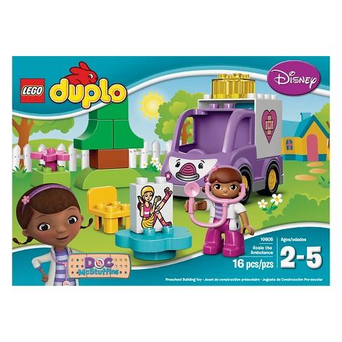 LEGO ® DUPLO®  Doc McStuffins Rosie 10605 - image 1 of 4