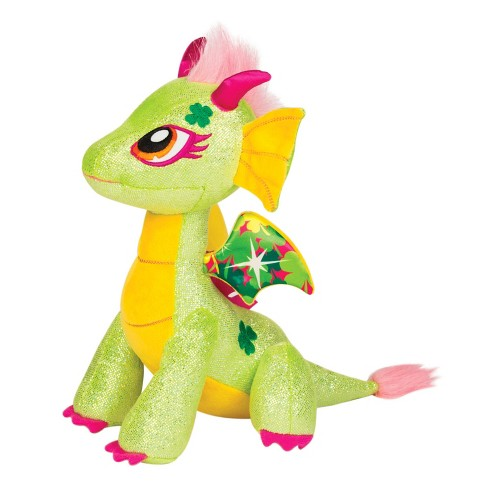 Glitter Shine Dragon Twinkle Luck Plush Toy - image 1 of 2