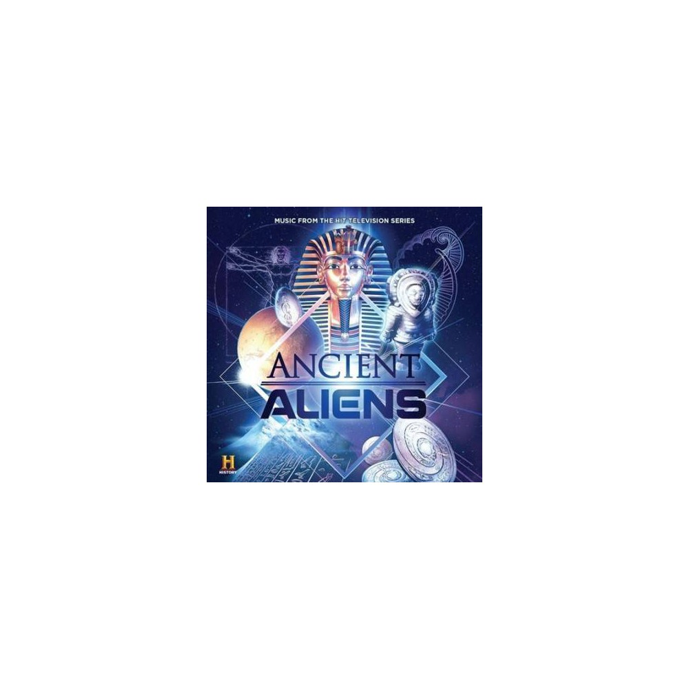 Various - Ancient Aliens (Ost) (CD)