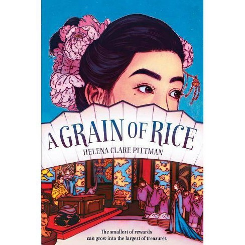 A Grain of Rice - by  Helena Clare Pittman (Hardcover) - image 1 of 1